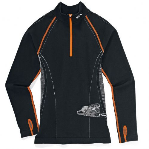 Stihl  Advance Long Sleeve  Base Layer ( Black)
